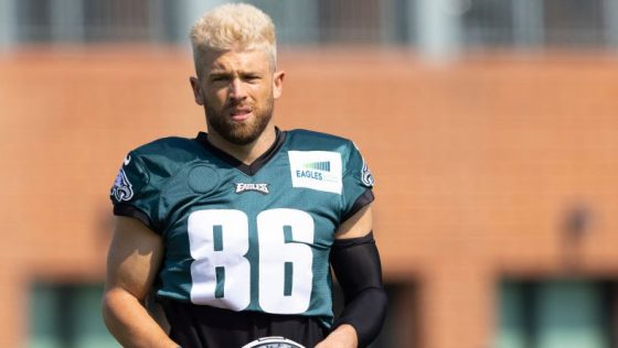 Howie Roseman expects Zach Ertz will be on Eagles roster Week 1